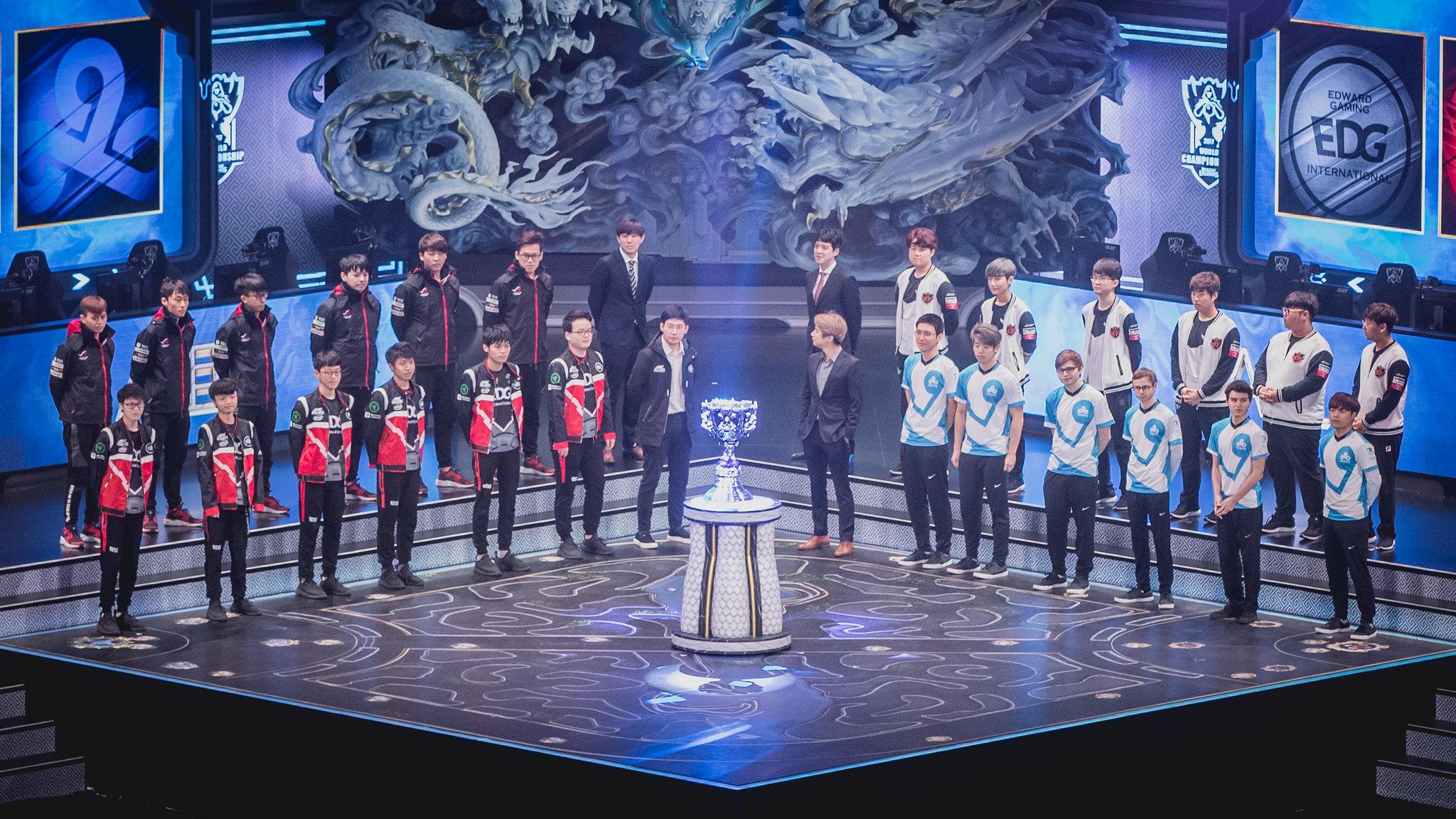 League Of Legends Weltmeisterschaft
