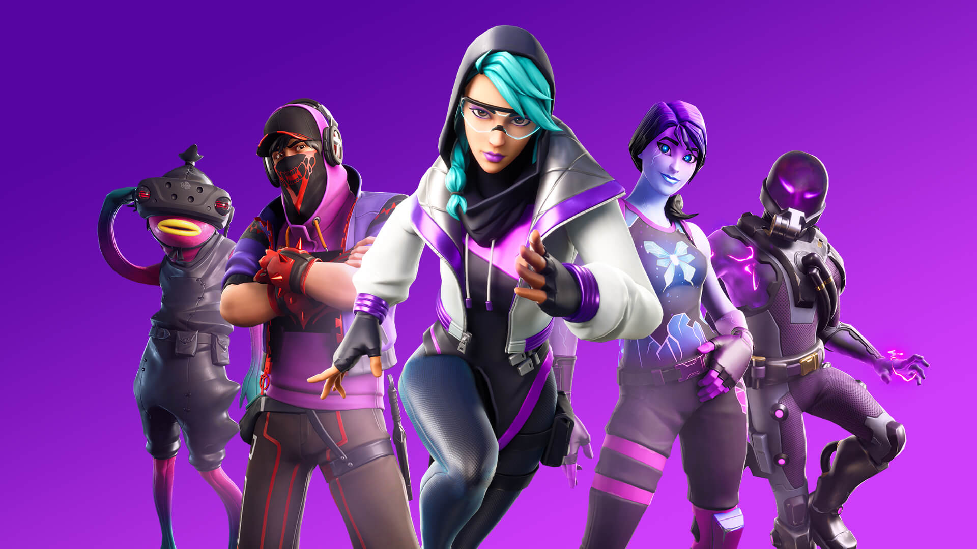 Fortnite is finally getting skill-based matchmaking and bots