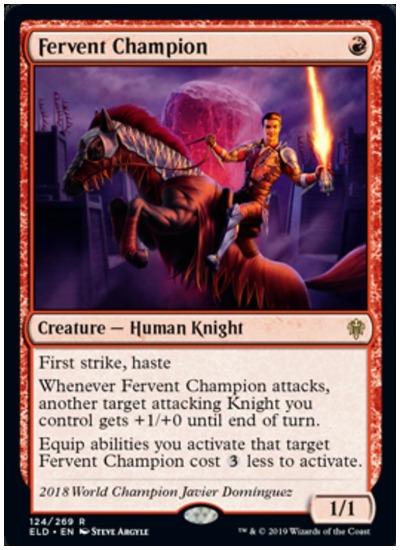 Fervent Champion ELD