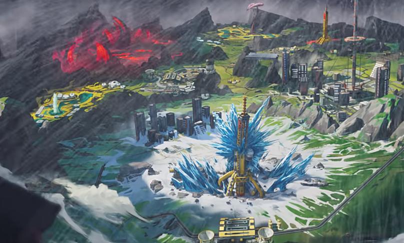 Apex Legends Season 3 Launch Trailer Shows New Map