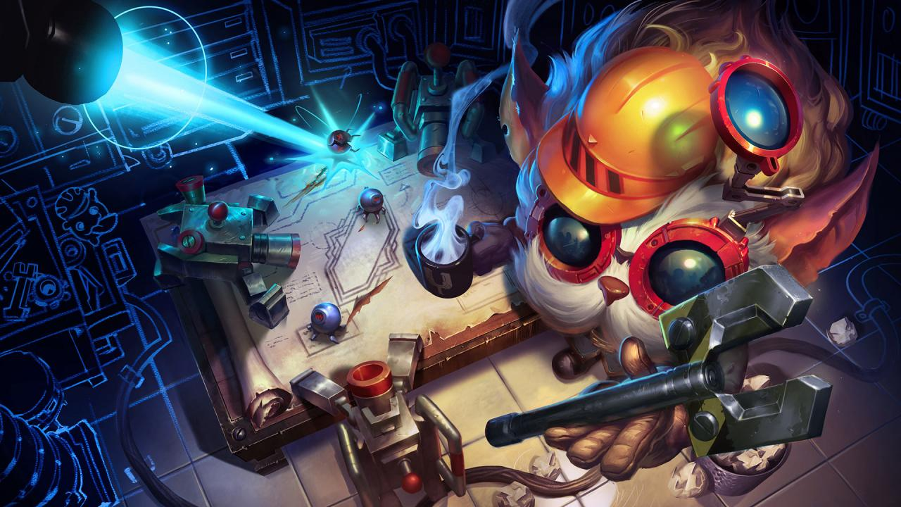 League of Legends' Teamfight Tactics heads to mobile in 2020