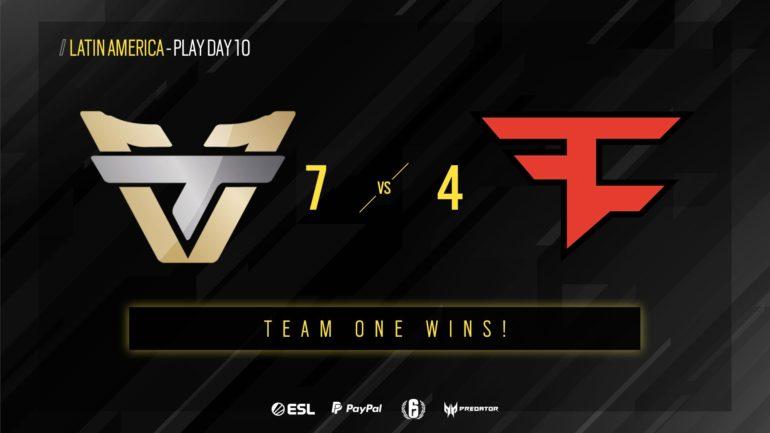 Team oNe vs FaZe MD 10