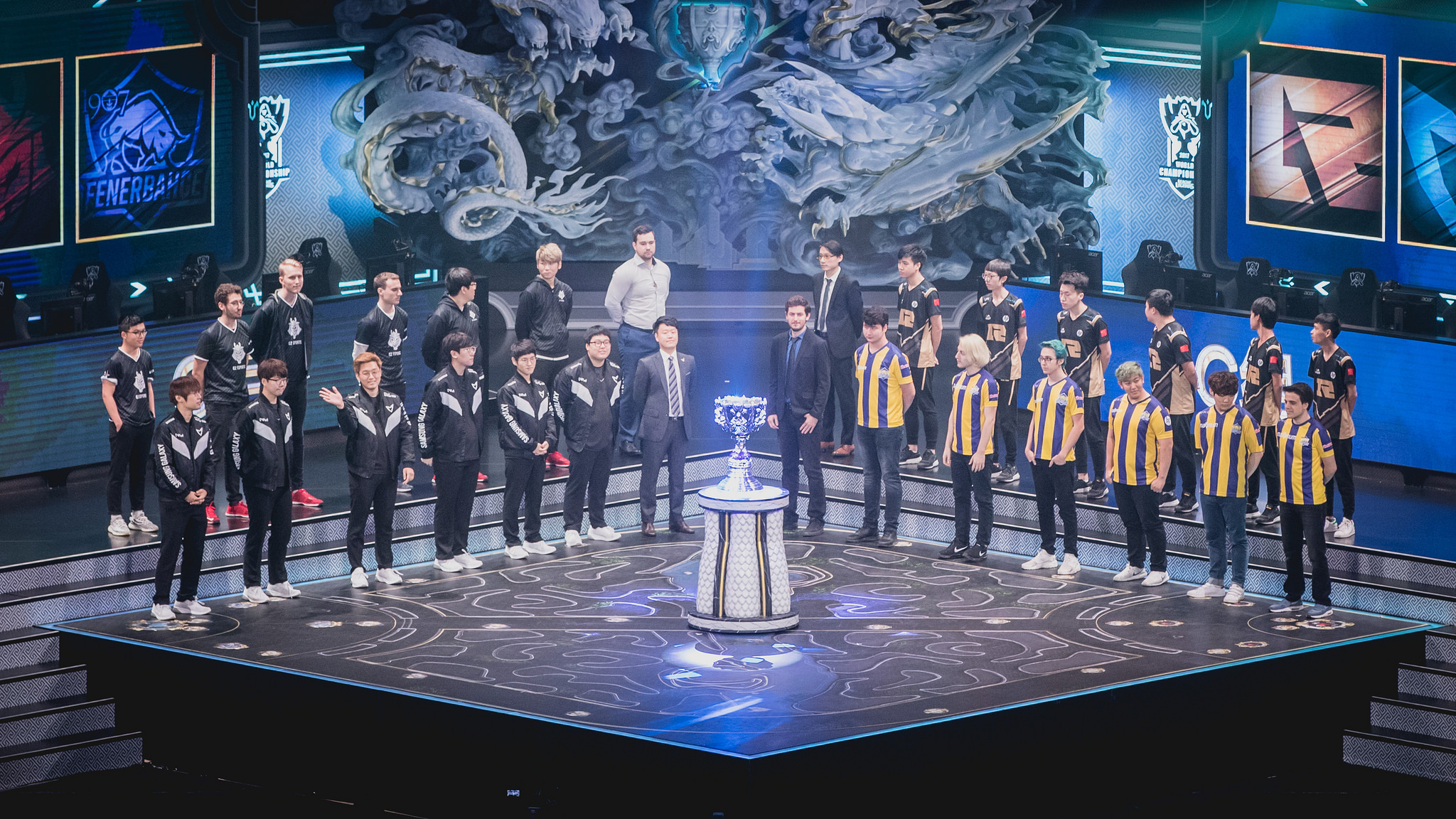 How Tiebreakers Work At Worlds 2019 Dot Esports