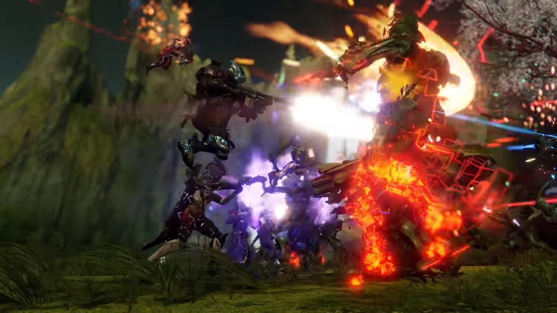 Destiny 2 Race to World First Garden of Salvation raid