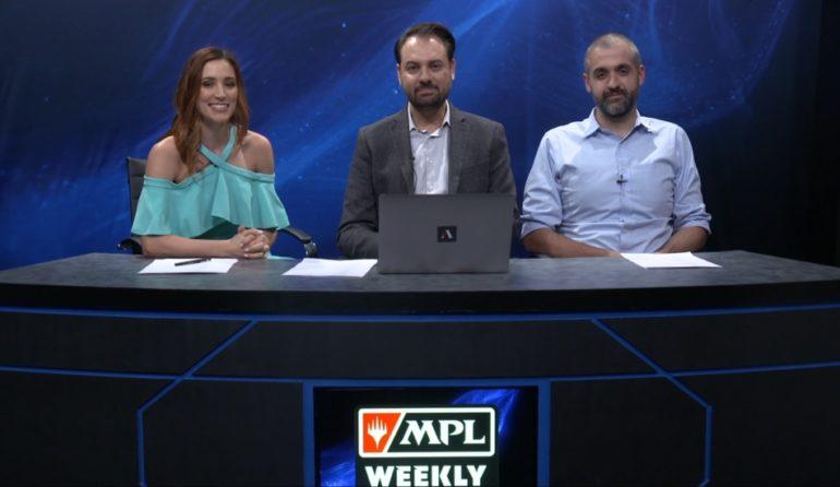MPL Weekly Throne of Eldraine split Sapphire Division Playoffs