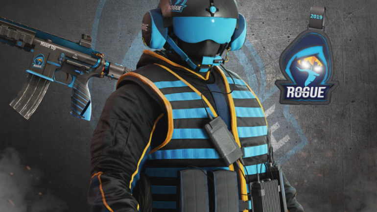 Rogue Jager R6