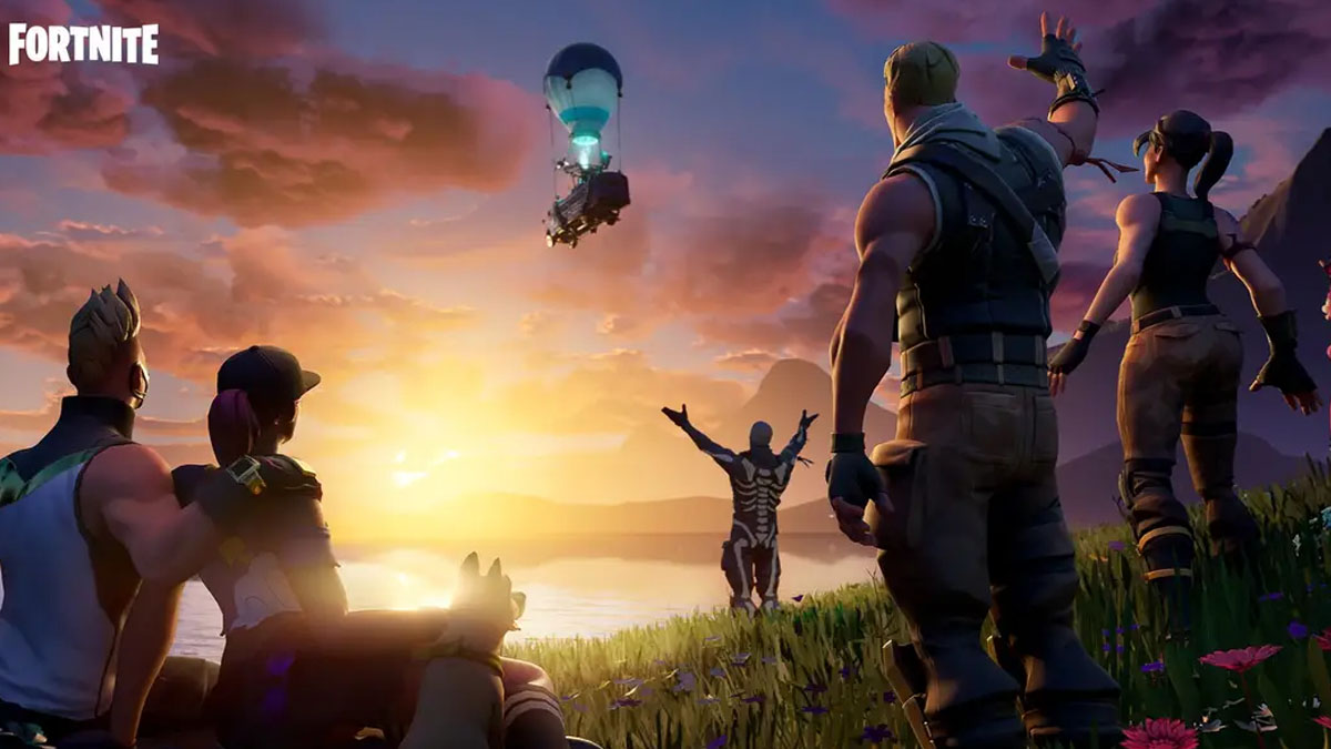 Fortnites Chapter 2 Battle Pass Trailer Has Leaked Dot