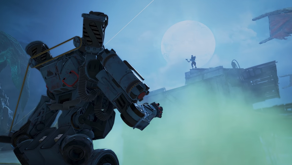 Apex Legends Halloween Event Trailer Reminds What's Coming Tomorrow