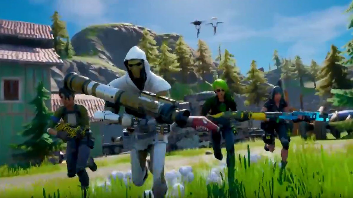 Fortnite Chapter 2 Season One Early Patch Notes Leaks