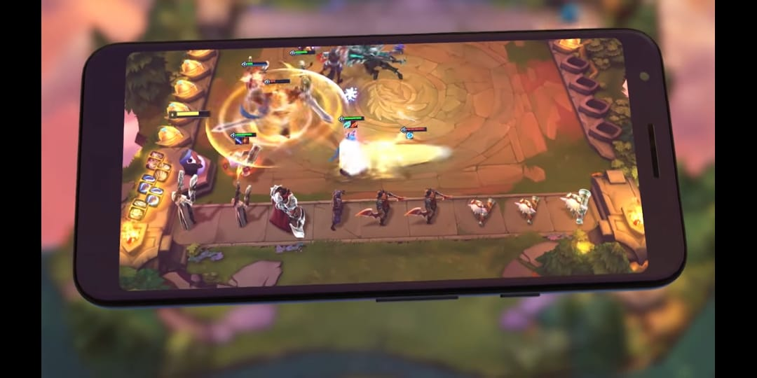 League Of Legends Wild Rift Is Coming To Phones And Consoles