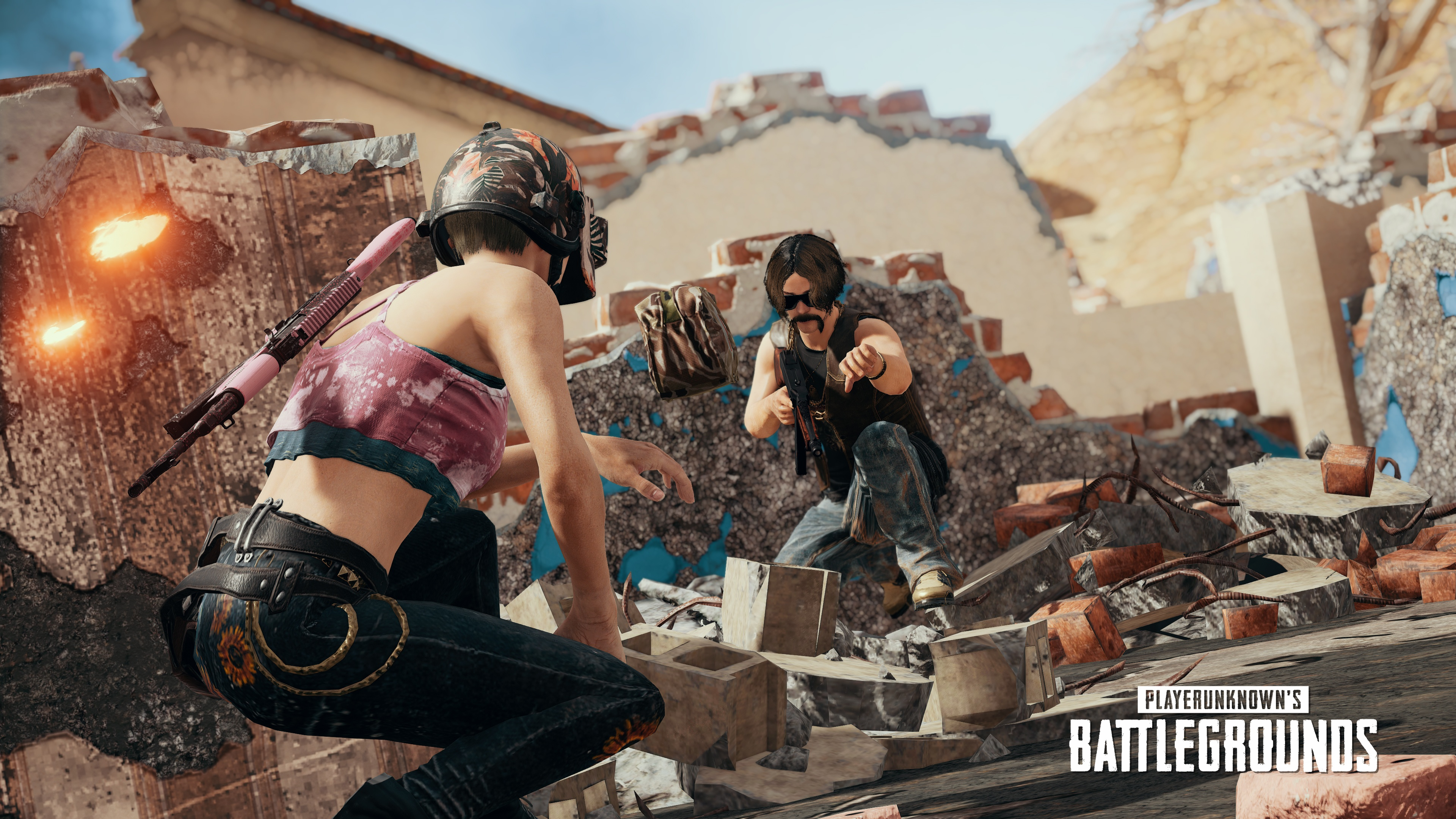 PUBG Season 5 and Survivor Pass: Badlands detailed