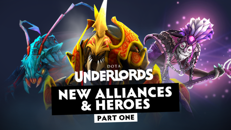 dota underlords big update