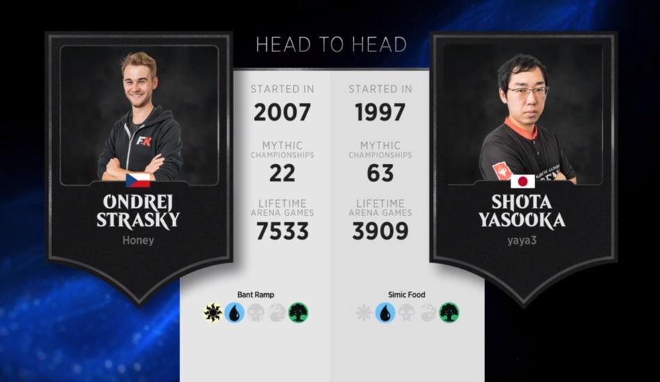 Stráský (Bant Ramp) vs. Shota Yasooka