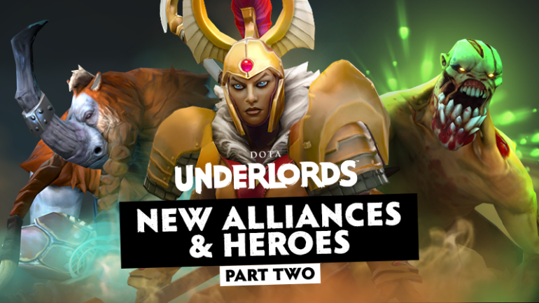 dota 2 underlords the big update