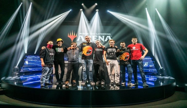MTG Arena Mythic Championship V Top Eight