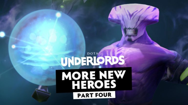 dota 2 underlords the big update part three part four