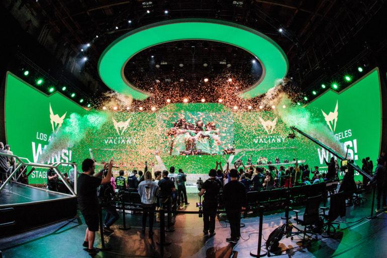 Los Angeles Valiant wins