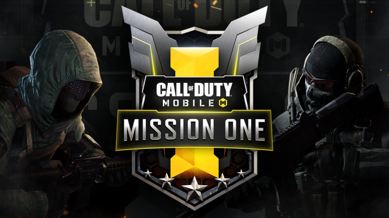 call of duty mobile mission one