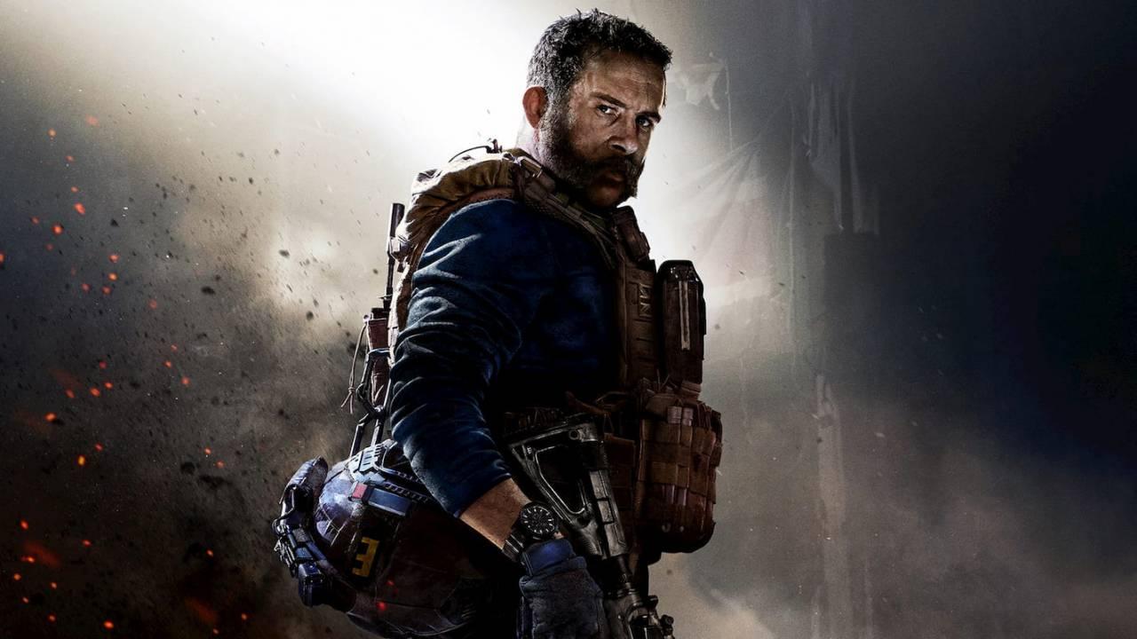 is call of duty modern warfare 2 player