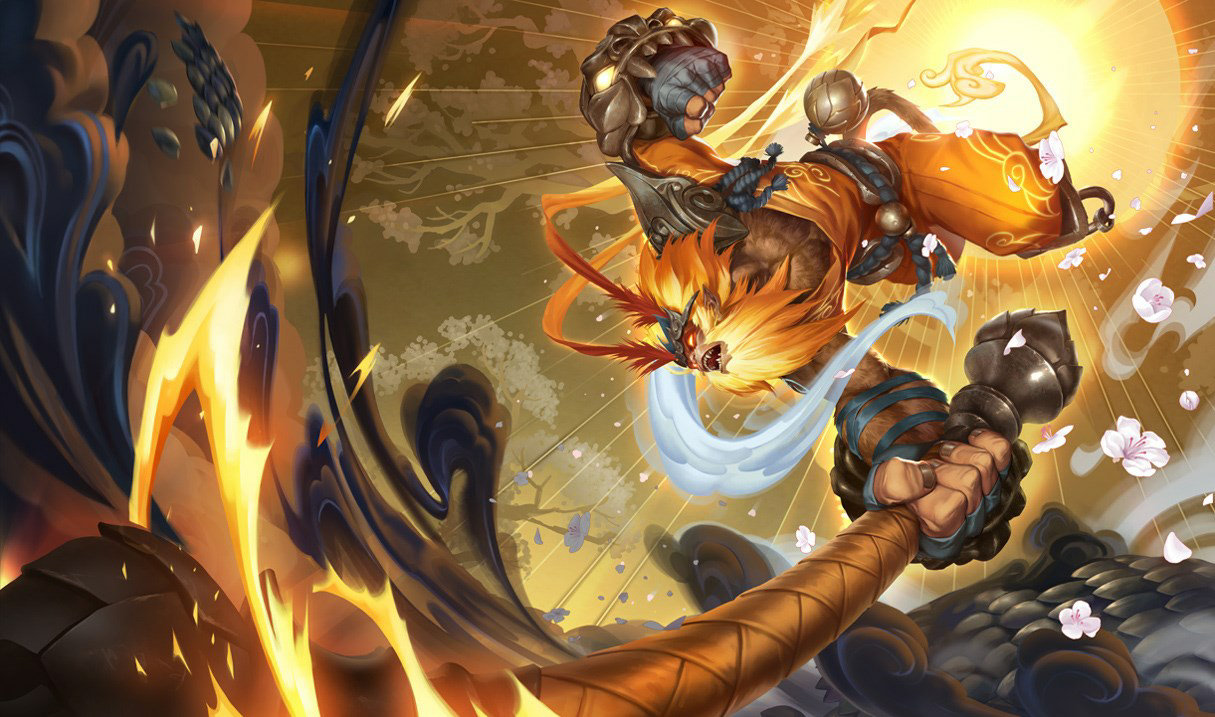 League of Legends 'Warriors' Cinematic features epic battles