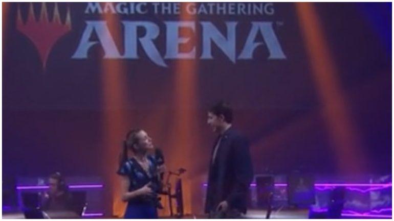 Chris Kvartek Mythic Championship Magic The Gathering Arena