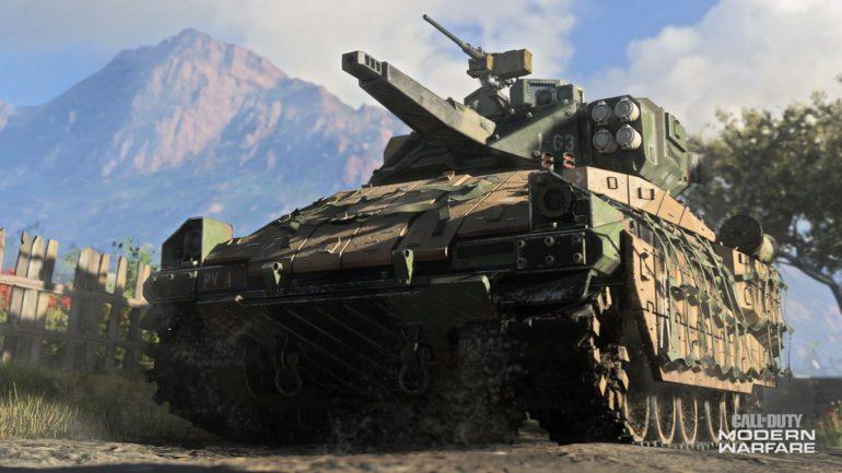 MW Tank