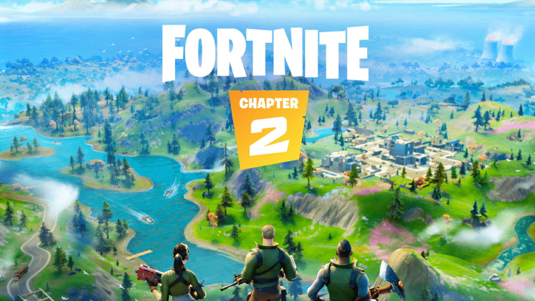 How To Find The Hidden Letter T In Fortnite Chapter 2
