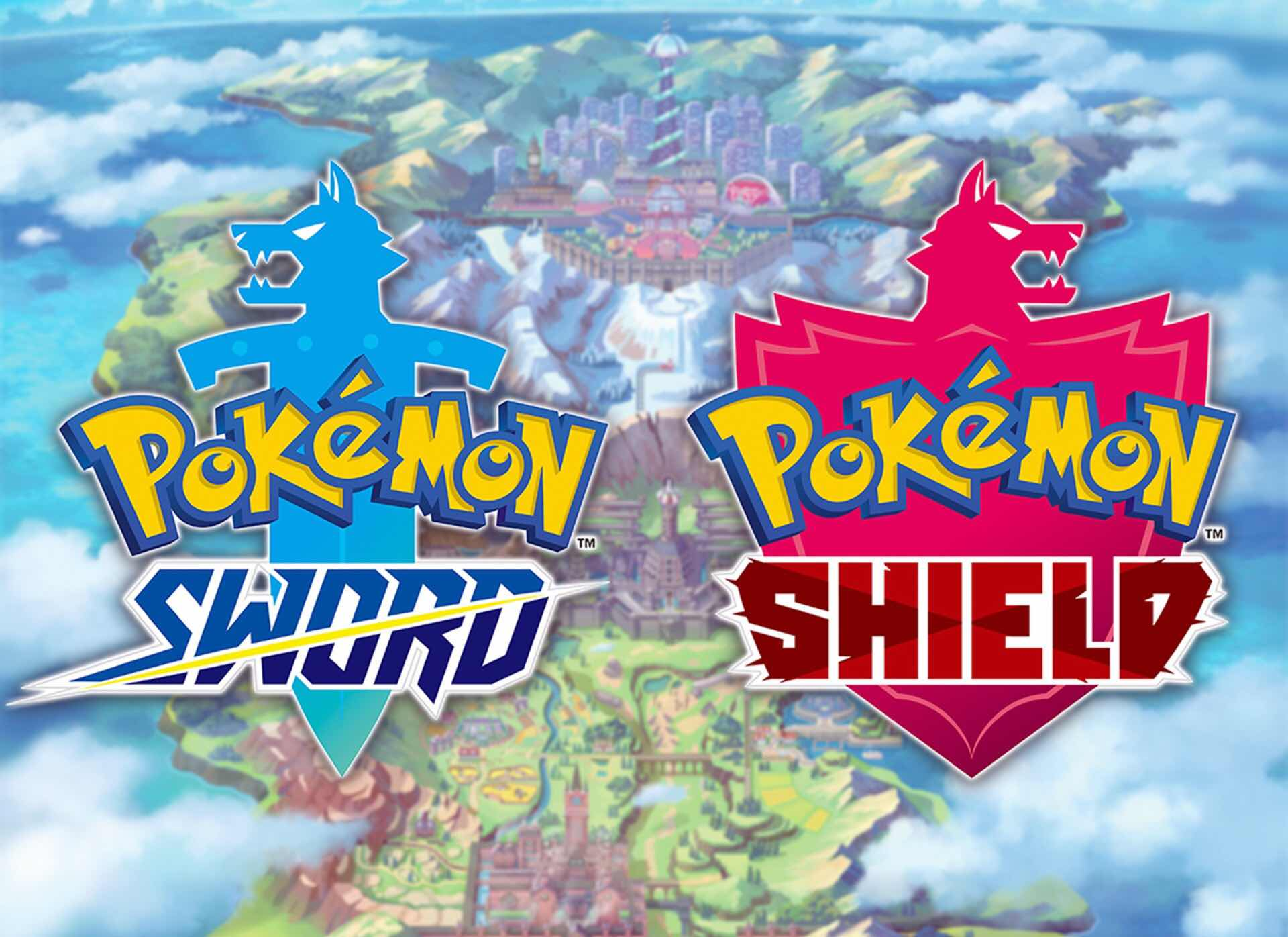 New Pokemon Sword & Shield Japanese Trailer Shows Zacian & Zamazenta Signatures