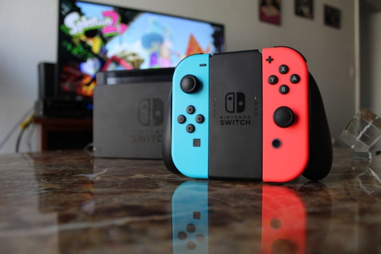 Nintendo Switch Nintendo Switch Console