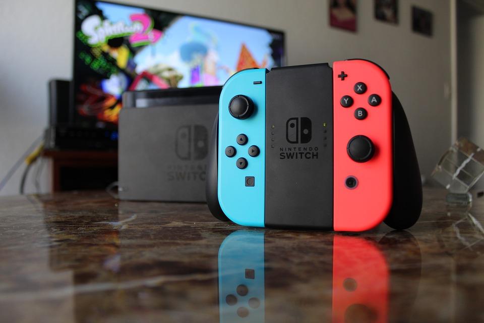 New nintendo switch 2020