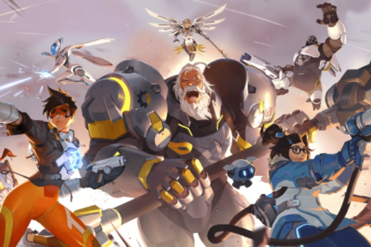 Overwatch 2 Unveiled With Enhanced Visuals, Cooperative PvE And Gameplay Looks Dope