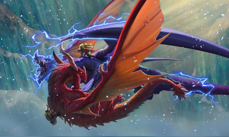 Descent of Dragons HS