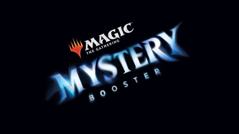 Myster Booster Magic The Gathering