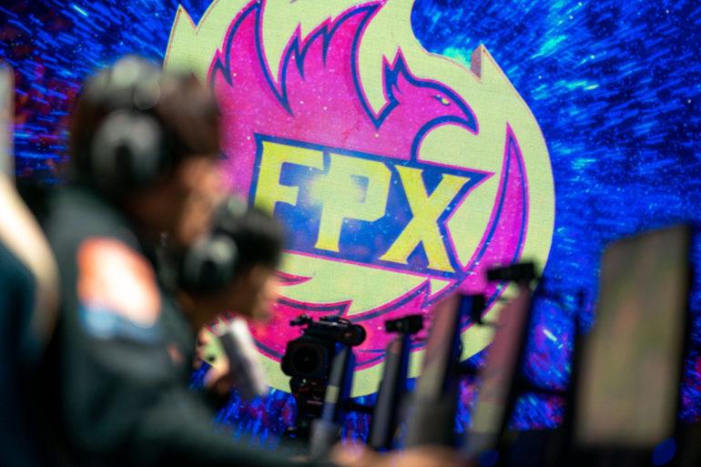 FPX Worlds Logo