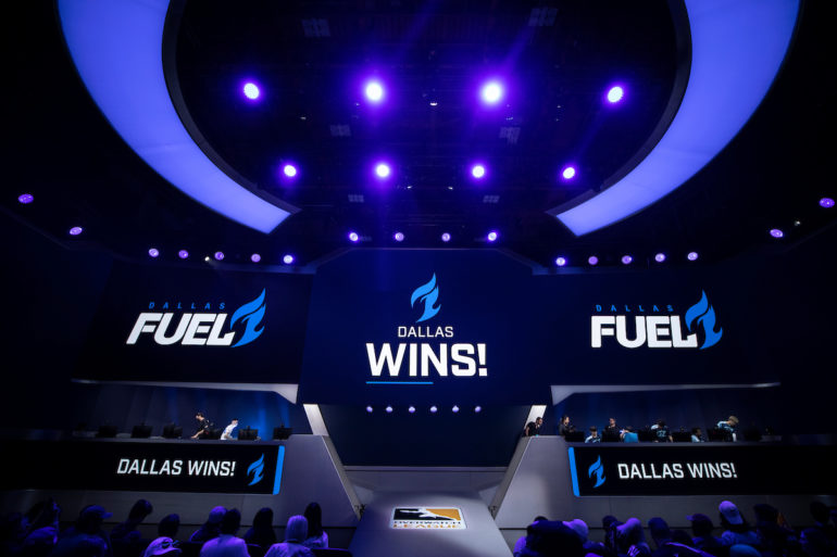 Dallas Fuel wins