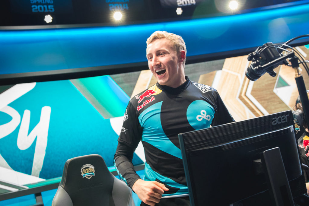 Cloud9 trades Goldengule to Golden Guardians for Palafox - Dot Esports