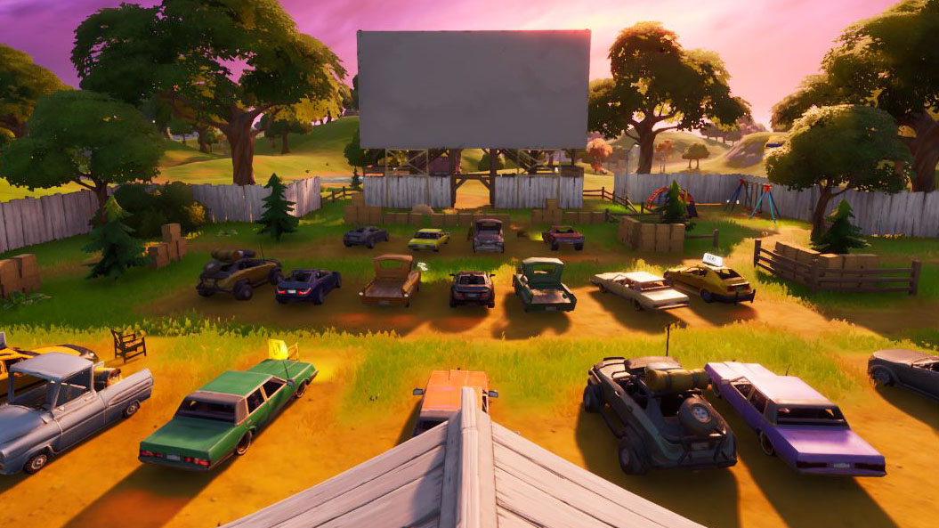 Risky Reels To Go Under Construction In Fortnite Chapter 2