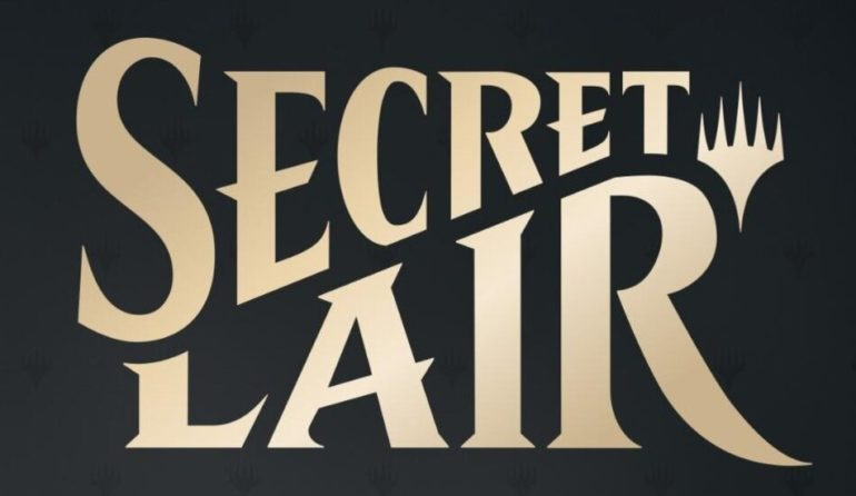 Secret Lair Magic The Gathering