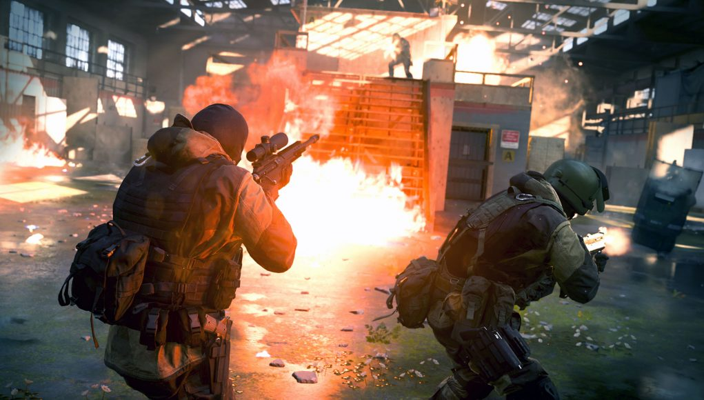 Call of Duty: Modern Warfare Patch Adds New Modes