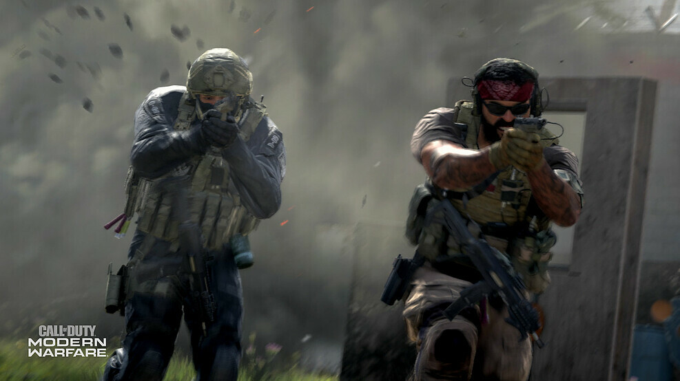 Modern Warfare will receive its biggest free content update next week