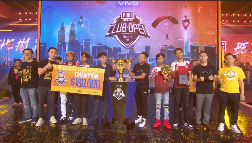 Bigetron Esports Win Pubg Mobile Club Open Fall Split Global