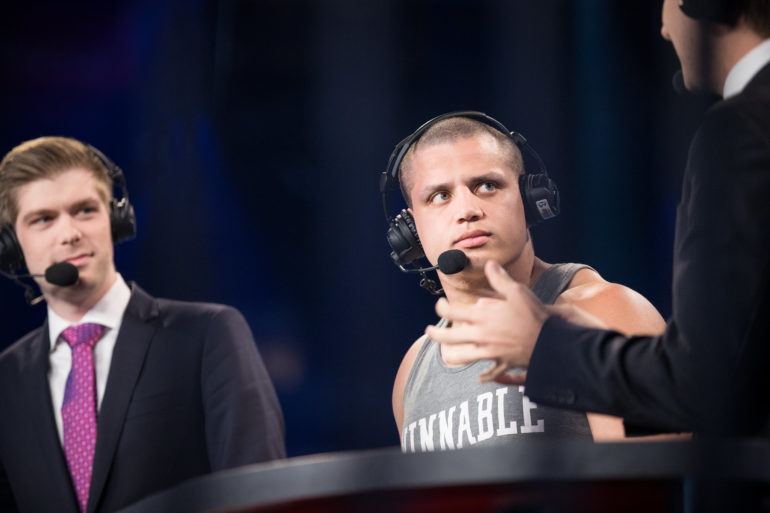 Tyler1 2018 NA LCS Summer Split Finals Day 2