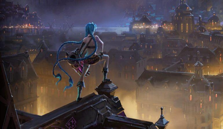 Legends of Runeterra Riot Games