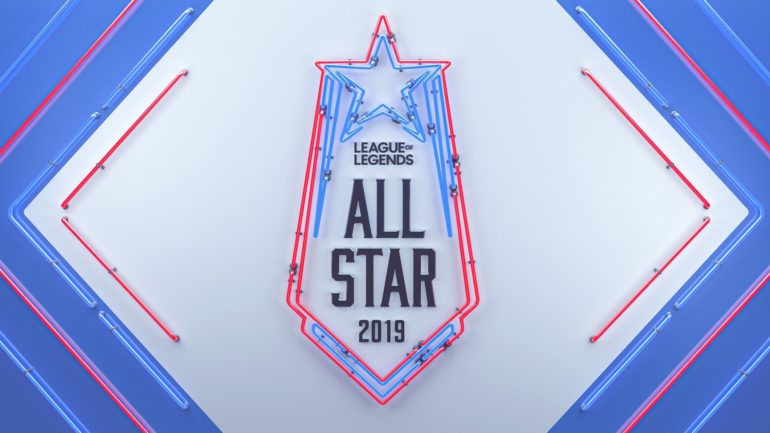 League of Legends 2019 All-Star Event