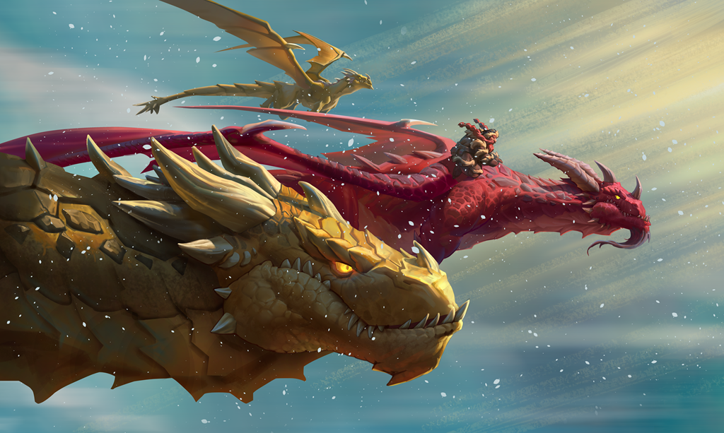 descent of dragons release date