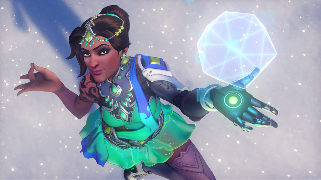 Experience Overwatch's Winter Wonderland Event On Switch For The First Time Ever