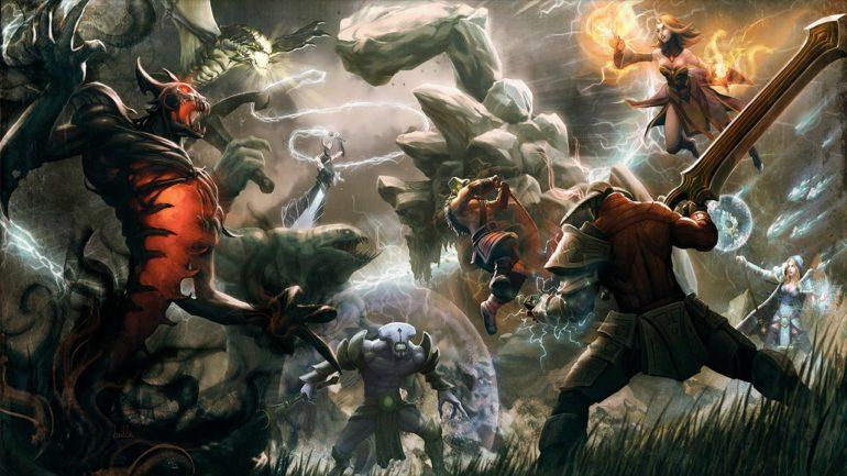 clash of heroes dota 2