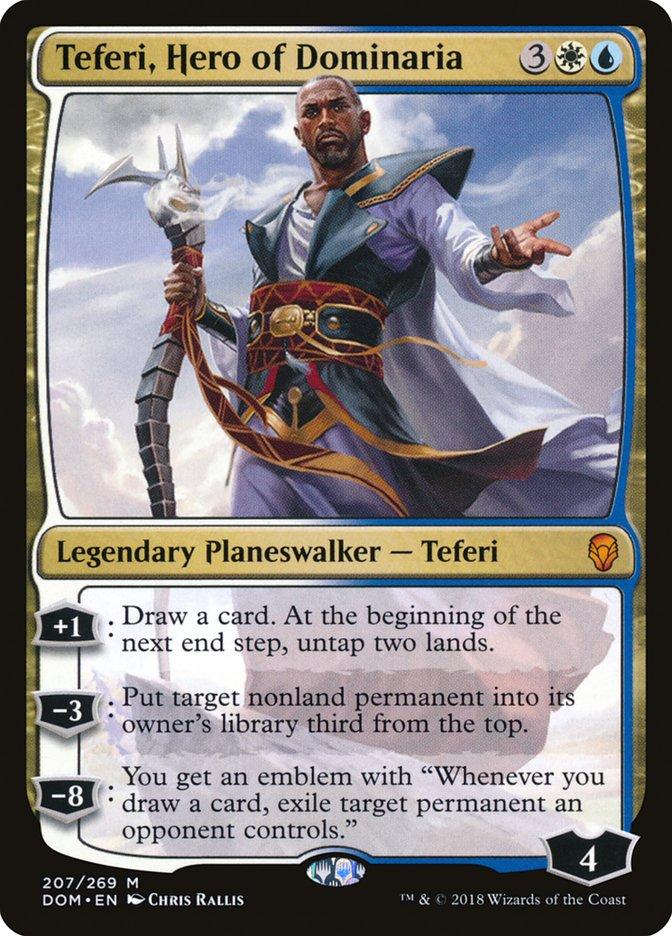 Teferi Hero of Dominaria Magic