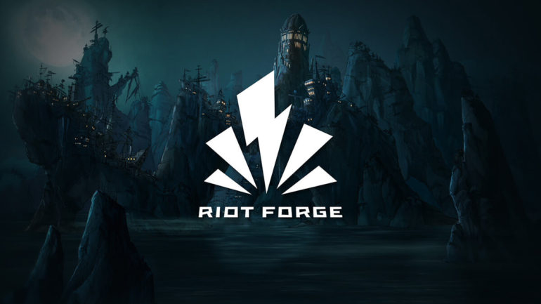 Riot Forge Logo