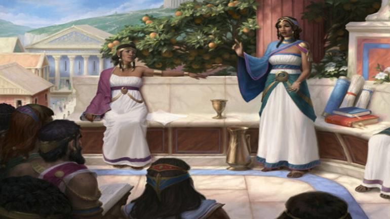 Perisophia, the Philosopher